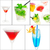 фрукты · напитки · коллаж · ресторан · Летние · фрукты · клубника - Сток-фото © keko64