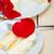 whipped cream mango cake stock photo © keko64