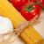 italiano · básico · macarrão · ingredientes · fresco · tomates · cereja - foto stock © keko64