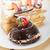 fresche · crema · torta · dessert · piatto · mousse · al · cioccolato - foto d'archivio © keko64