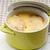 hortelã-pimenta · argila · pote · escuro · comida · madeira - foto stock © keko64