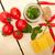 rosso · peperoncino · pomodoro · isolato · bianco · alimentare - foto d'archivio © keko64