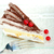 slagroom · dessert · cake · plakje · vers · poeder - stockfoto © keko64