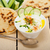 арабских · Ближнем · Востоке · коза · йогурт · огурца · Салат - Сток-фото © keko64