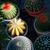 красочный · кактус · растений · мало · тень · солнечный · свет - Сток-фото © keko64