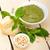 pesto · molho · ingredientes · italiano · vintage · saúde - foto stock © keko64