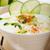 Árabe · oriente · médio · cabra · iogurte · pepino · salada - foto stock © keko64