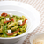 italian penne pasta with sundried tomato and basil stock photo © keko64