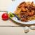 пасты · пряный · итальянский · спагетти · свежие · соус - Сток-фото © keko64