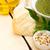 pesto · molho · ingredientes · cozinhar · manjericão · azeite - foto stock © keko64