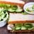 新鮮な · ニンニク · チーズ · ディップ · サラダ · オーガニック - ストックフォト © keko64