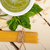 italian traditional basil pesto pasta ingredients stock photo © keko64