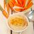 新鮮な · ディップ · 生 · ニンジン · セロリ · アラブ - ストックフォト © keko64