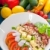 fresco · salada · césar · clássico · mais · delicioso - foto stock © keko64