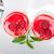 frescos · frambuesa · hojas · fondo · rojo · planta - foto stock © keko64