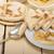 maison · pain · fraîches · fromages · ail · table - photo stock © keko64