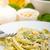 İtalyan · geleneksel · fesleğen · pesto · makarna · malzemeler - stok fotoğraf © keko64