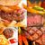 churrasco · colagem · restaurante · churrasqueira · comida · fresco - foto stock © keko64