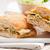 итальянский · Панини · сэндвич · куриные · традиционный · овощей - Сток-фото © keko64