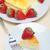 kalp · cheesecake · kek · valentine · gün - stok fotoğraf © keko64