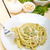 Italian traditional basil pesto pasta ingredients stock photo © keko64