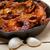 fresco · ensopado · ferro · frutos · do · mar · preparado · branco - foto stock © keko64