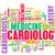 kardiologia · ilustracja · podpisania · medycznych · biały · opieki - zdjęcia stock © kentoh