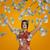 mulher · dinheiro · queda · céu · negócio · sucesso - foto stock © kentoh