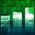 digitális · statisztika · üzletember · pénzügyi · tabletta · képernyő - stock fotó © kentoh
