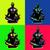 megvilágosodás · jóga · osztály · fény · egészség · férfiak - stock fotó © kentoh