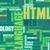 html · слово · написанный · стекла · письма · технологий - Сток-фото © kentoh