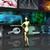 tv · 3D · aislado · negro · global - foto stock © kentoh