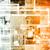 interaktív · média · digitális · szórakoztatás · terv · notebook - stock fotó © kentoh