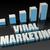 virális · marketing · diagram · illusztráció · 3D · folyamatábra - stock fotó © kentoh