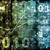 バイナリコード · インターネット · データ · 行列 · 青 - ストックフォト © kentoh