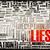 mentiras · falso · diccionario · definición · palabra - foto stock © kentoh