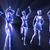 hölgyek · bulizás · éjszakai · klub · bulizás · háttér · jókedv - stock fotó © kentoh
