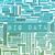 ビッグ · データ · 3D · レンダリング · 球 · 行 - ストックフォト © kentoh