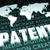 direitos · autorais · mapa · internacional · patenteado · propriedade · intelectual · significado - foto stock © kentoh