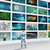 vídeo · marketing · analítica · análise · tecnologia · internet - foto stock © kentoh