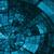 wiel · stralen · cirkel · chaos · donkere · licht - stockfoto © kentoh