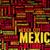 Meksyk · kraju · Pokaż · biały · Ameryki - zdjęcia stock © kentoh