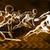 подготовки · изображение · молодые · фитнес · инструктор · прикасаться - Сток-фото © kentoh