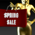 voorjaar · verkoop · groene · display · geld · ontwerp - stockfoto © kentoh