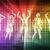 disco · techno · partij · elektronische · muziek · kunst - stockfoto © kentoh