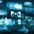 tecnología · marco · red · grande · datos · seguridad - foto stock © kentoh
