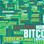 bitcoin · pièces · 3D · sombre · électronique - photo stock © kentoh