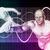 fitnessz · kiegészítők · sport · kiegészítő · izolált · fehér - stock fotó © kentoh