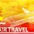 air travel abstract concept digital illustration stock photo © kgtoh