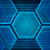blue geometric abstract background stock photo © kheat